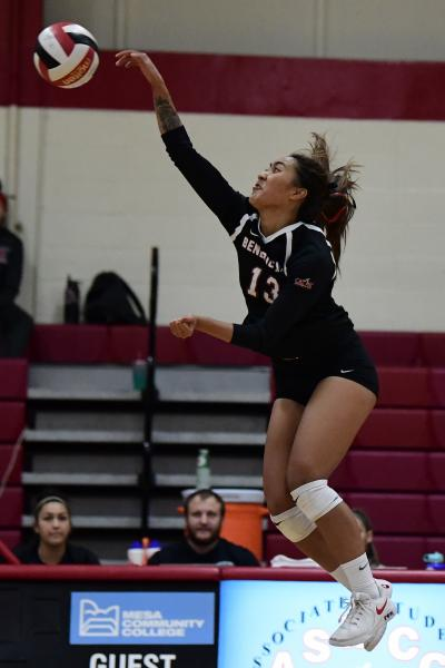 Lexi Fetui 2018-19 Women's Volleyball - Benedictine