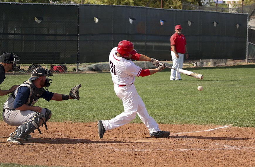 Photo for Baseball racks up Cal Pac Conference postseason awards