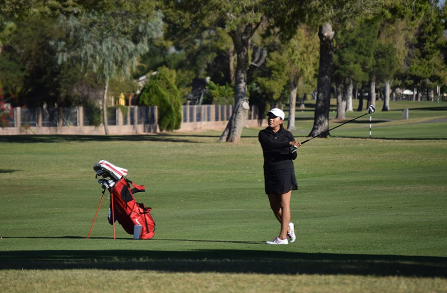 Photo for Women's golf finishes season at NAIA West Women's Championship