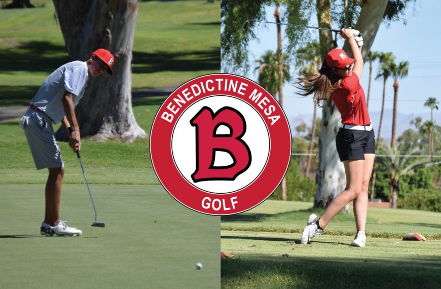 Photo for Golf teams get off to uneven start at home Redhawk Invitational