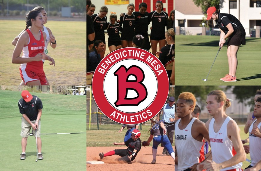 Photo for Six BenU at Mesa athletic programs named NAIA Scholar Teams