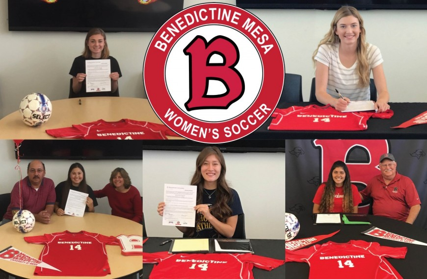 Photo for Women's soccer announces 2017 recruiting class